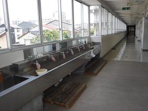 ▼ 手洗い場
