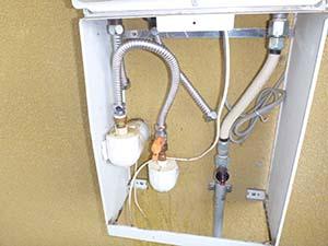 給湯器 バイパス設置